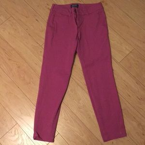 Old navy pixie pink pants